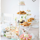High Tea party theme - thumbnail image