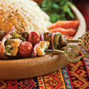 Foods Around The World party theme - thumbnail image