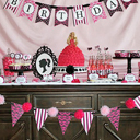 Barbie party theme - thumbnail image
