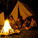 Camp Fire party theme - thumbnail image