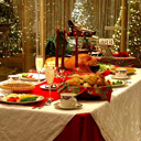 Christmas Friendship Luncheon party theme - thumbnail image