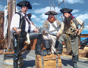 The Pirates of Pismo Beach party theme - thumbnail image