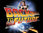 Back To The Future party theme - thumbnail image