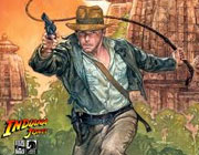 Indiana Jones party theme - thumbnail image