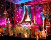 Moroccan or Arabian Nights party theme - thumbnail image
