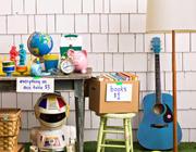 Garage Sale party theme - thumbnail image