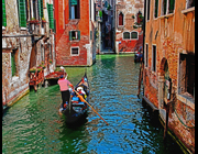 Venice, Italy party theme - thumbnail image