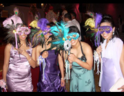 Masquerade party theme - thumbnail image