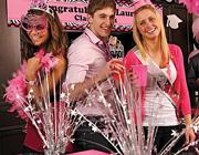 Mardi Gras Graduation party theme - thumbnail image