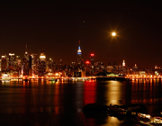 Manhattan by Moonlight Junior party theme - thumbnail image