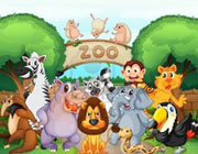 The Zoo party theme - thumbnail image