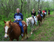 Trail Ride party theme - thumbnail image