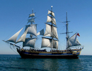Tall Ship party theme - thumbnail image
