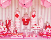 The scent of Romance party theme - thumbnail image