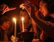 New Year's Eve Fortune Telling Party party theme - thumbnail image