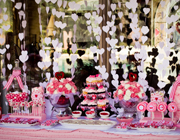 Pretty In Pink party theme - thumbnail image