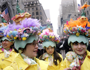 Easter Parade party theme - thumbnail image
