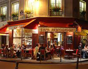 Paris Bistro party theme - thumbnail image