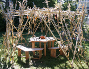 Sukkoth – A Backyard Succah party theme - thumbnail image