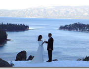 Lake Tahoe Wedding party theme - thumbnail image