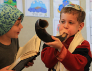 "Yom Kippur – A Day Of ""Not"" Doing party theme - thumbnail image"